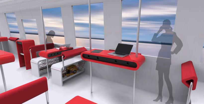 Talgo - Interior Train Design 22