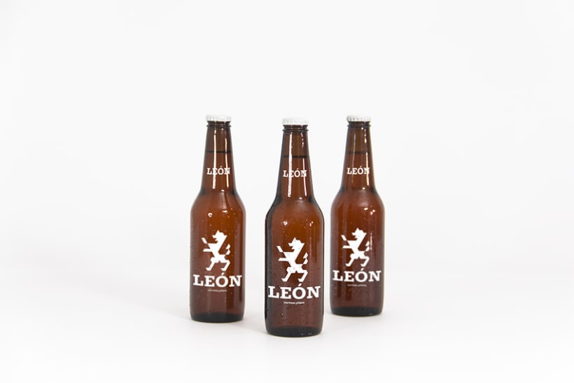 Cerveza León 3