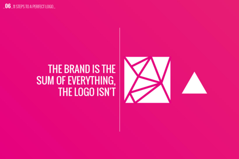 11 Steps to a perfect logo 6