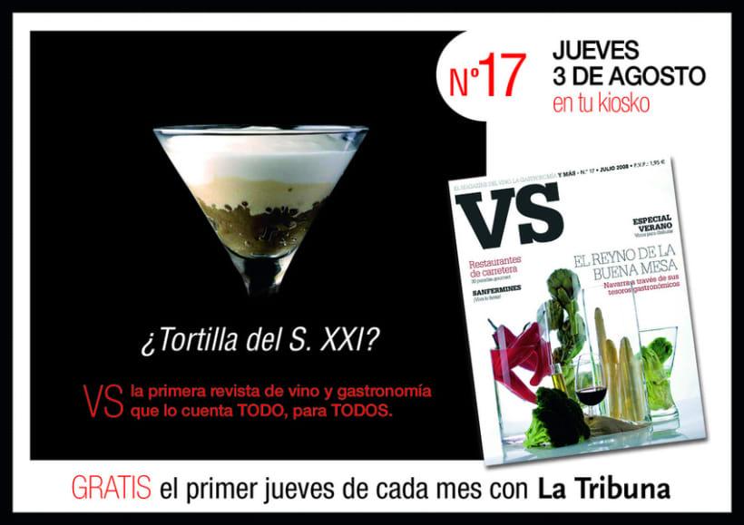 Promoción revista SV 0