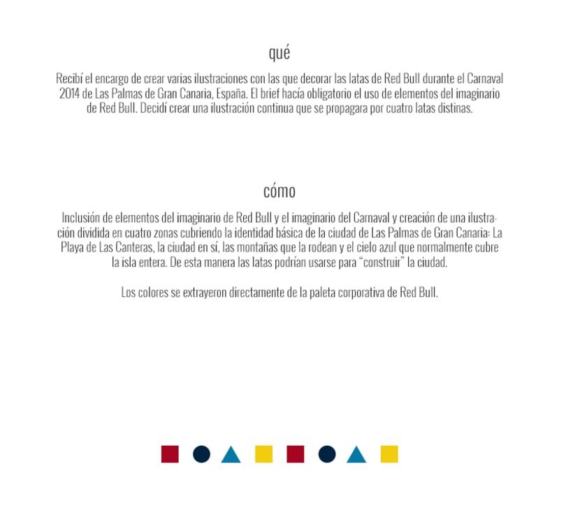 Latas edición limitada Red Bull - Carnaval Las Palmas 0