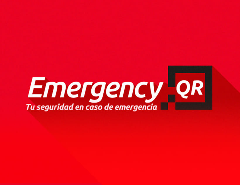 Emergency QR branding 0