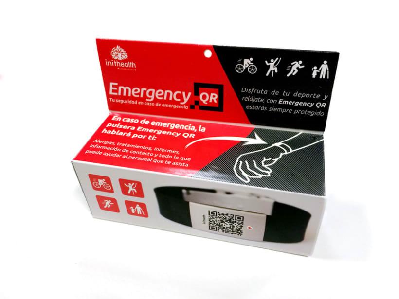Emergency QR branding 1
