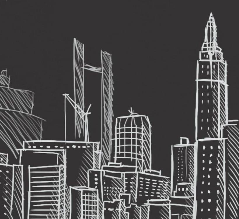 Mapa sonoro de la ciudad: Ilustración | Cartel 2
