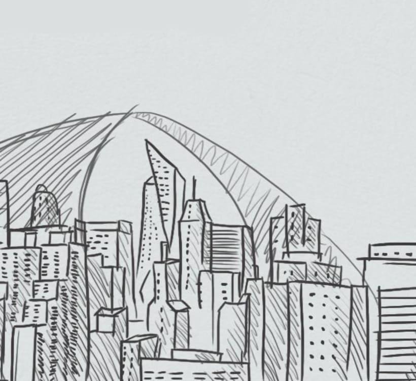 Mapa sonoro de la ciudad: Ilustración | Cartel 3
