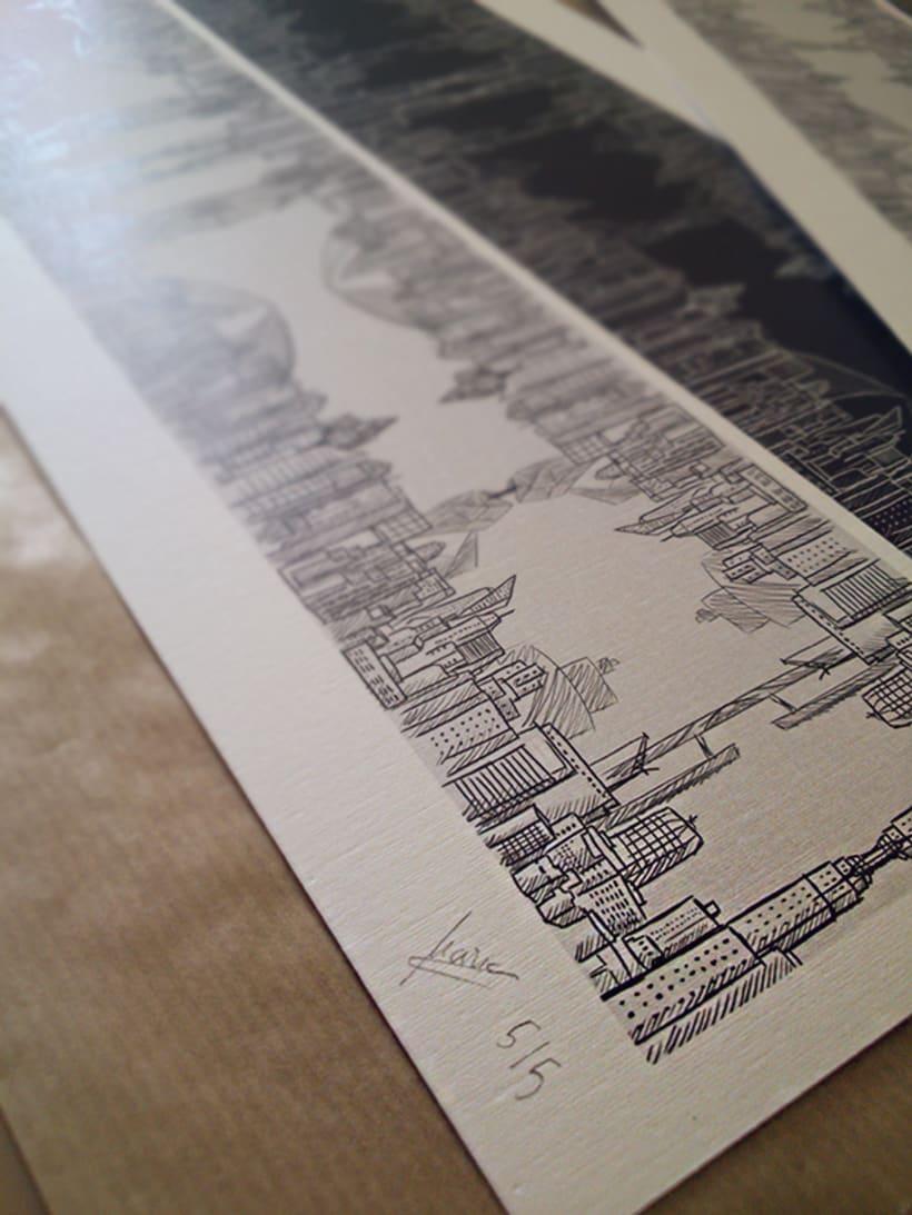 Mapa sonoro de la ciudad: Ilustración | Cartel 5