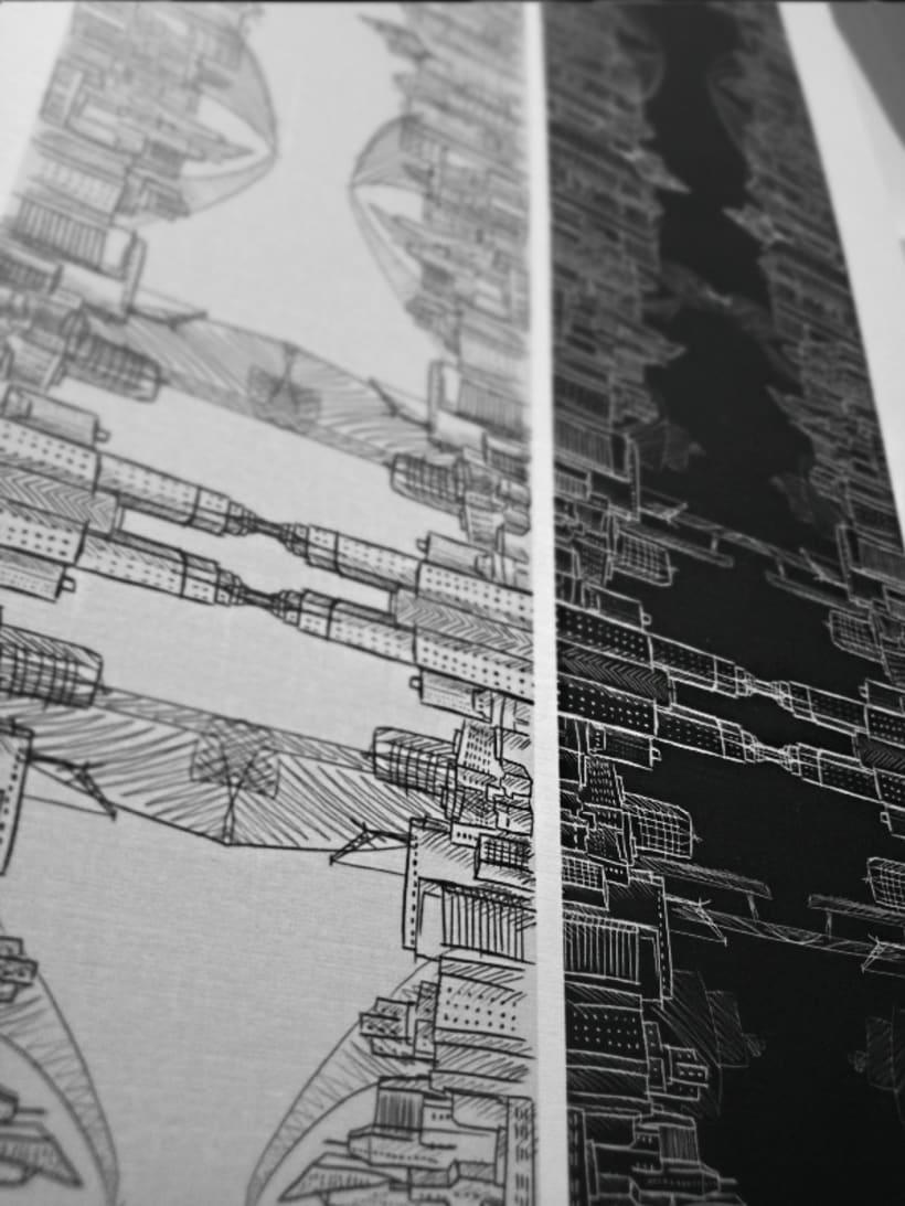 Mapa sonoro de la ciudad: Ilustración | Cartel 6