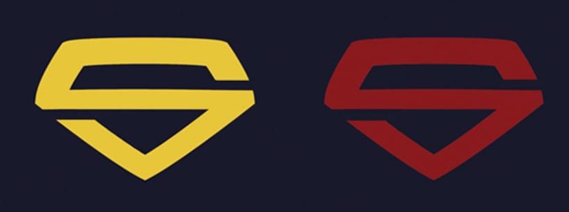 Propuesta: Rediseño de Marca Gráfica de Superman 5