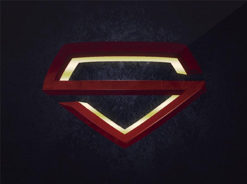 Propuesta: Rediseño de Marca Gráfica de Superman 7