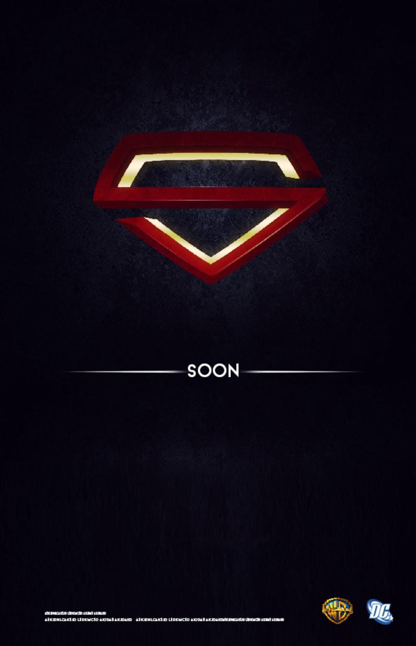 Propuesta: Rediseño de Marca Gráfica de Superman 8