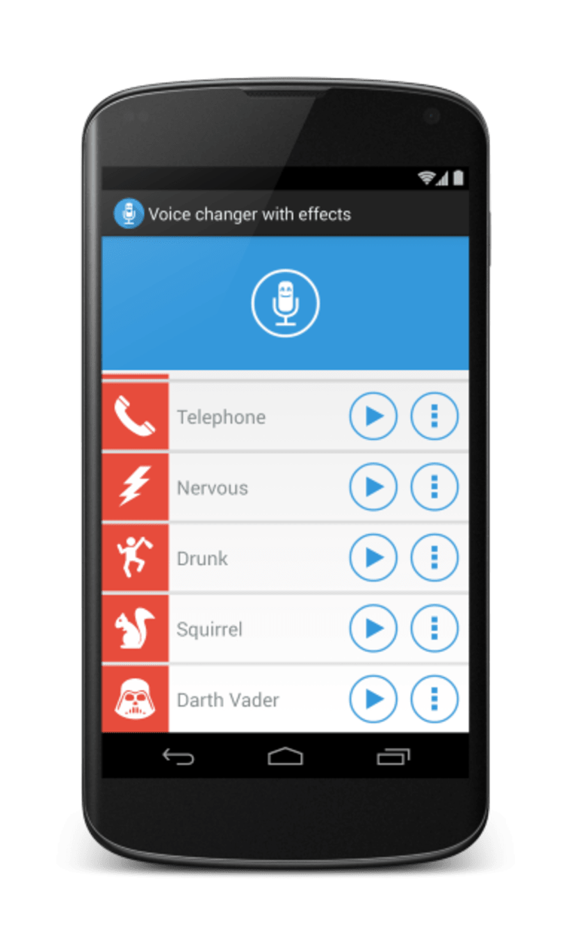 Voice Changer With Effects -1
