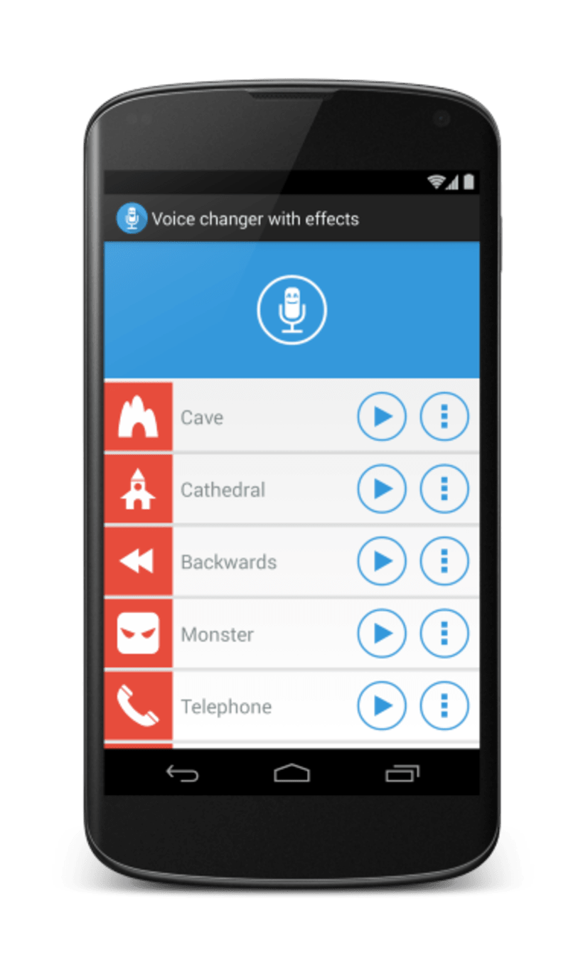 Voice Changer With Effects 1