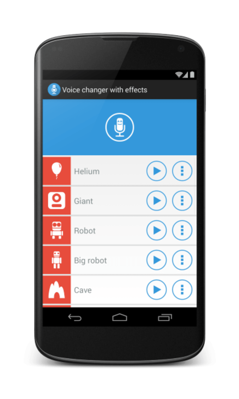 Voice Changer With Effects 2