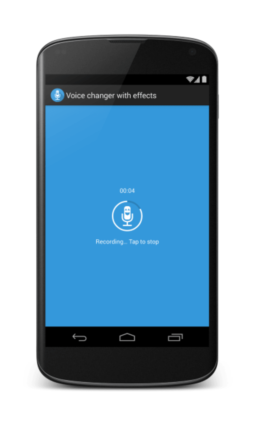 Voice Changer With Effects 3