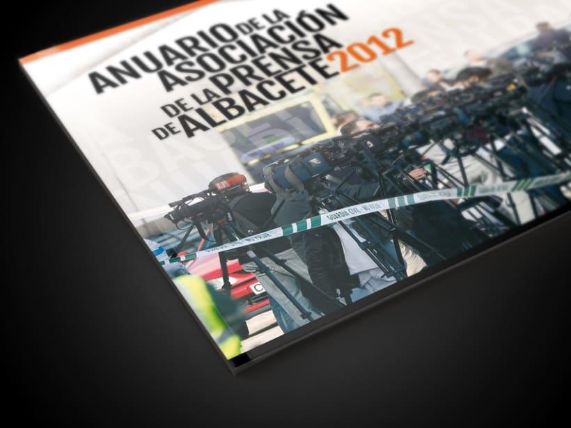 Anuarios de la Prensa de Albacete 2