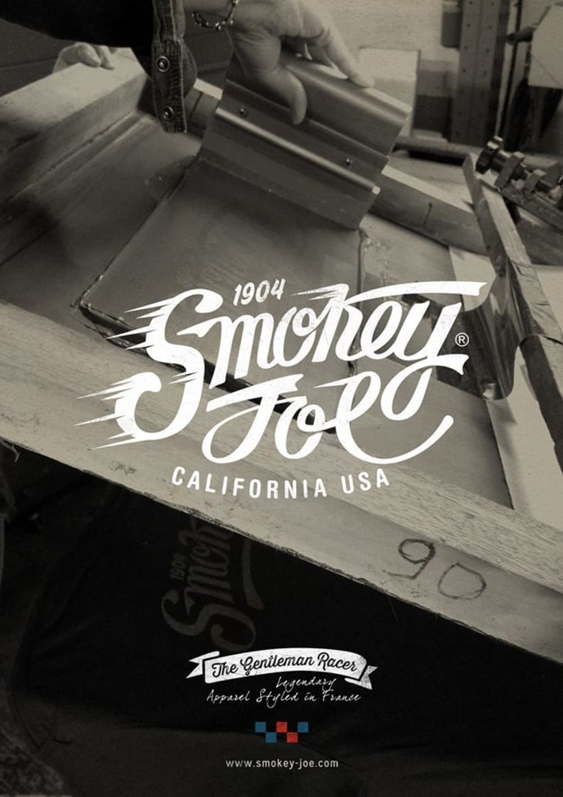 Smokey Joe Branding 5