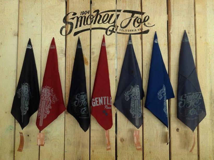 Smokey Joe Branding 9