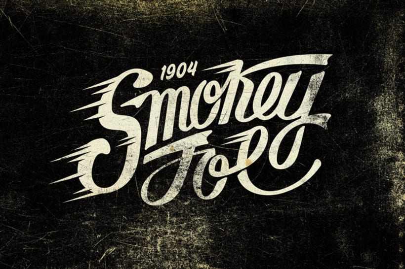 Smokey Joe Branding 11