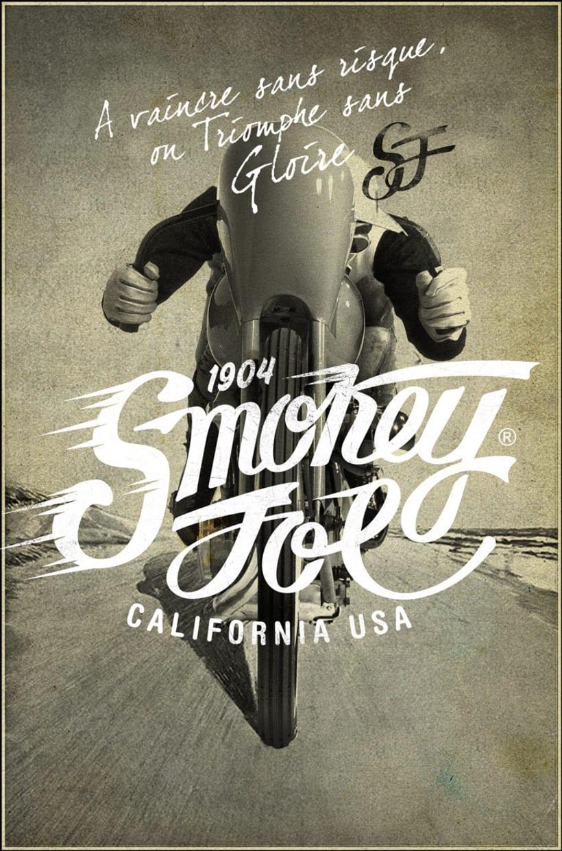 Smokey Joe Branding 12