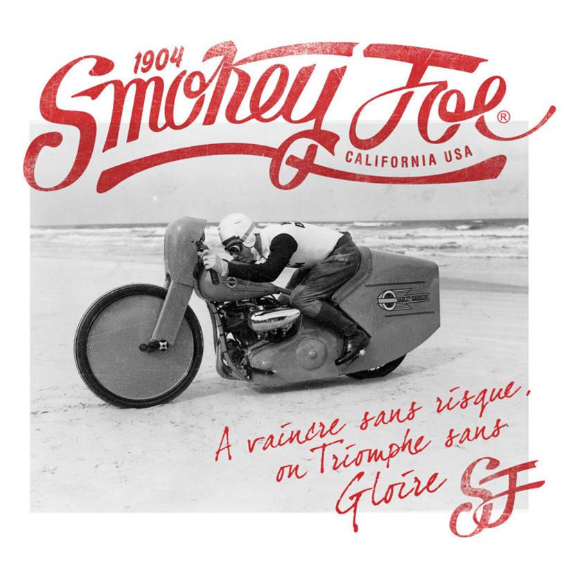 Smokey Joe Branding 13