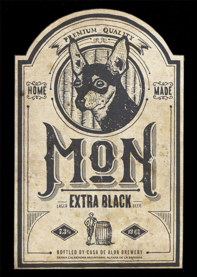 Cerveza Mon 3