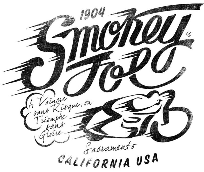 Smokey Joe Branding 17