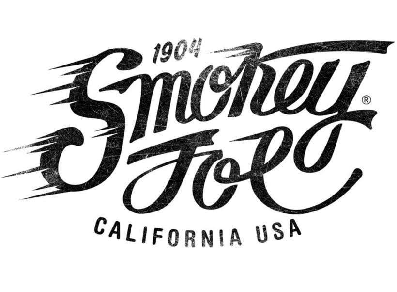 Smokey Joe Branding 18
