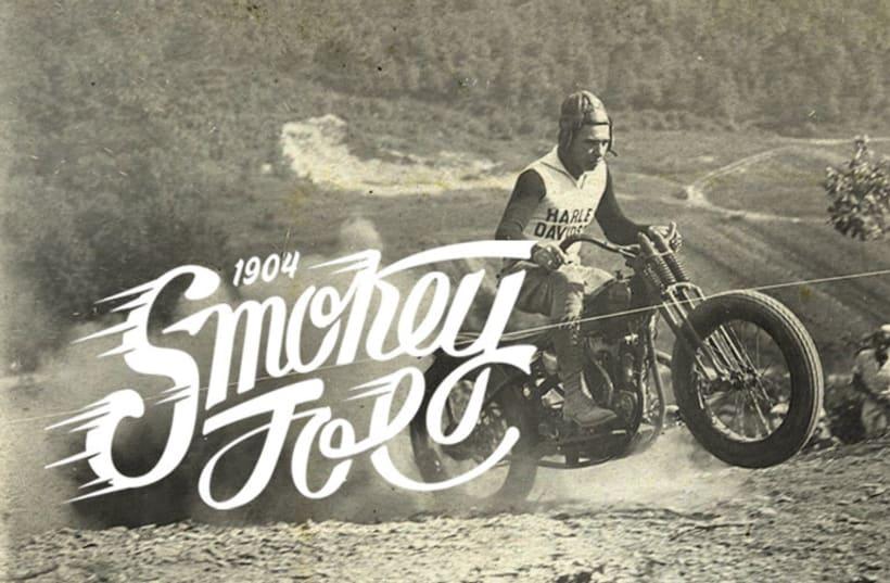 Smokey Joe Branding 20