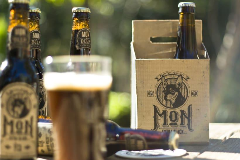 Cerveza Mon 8