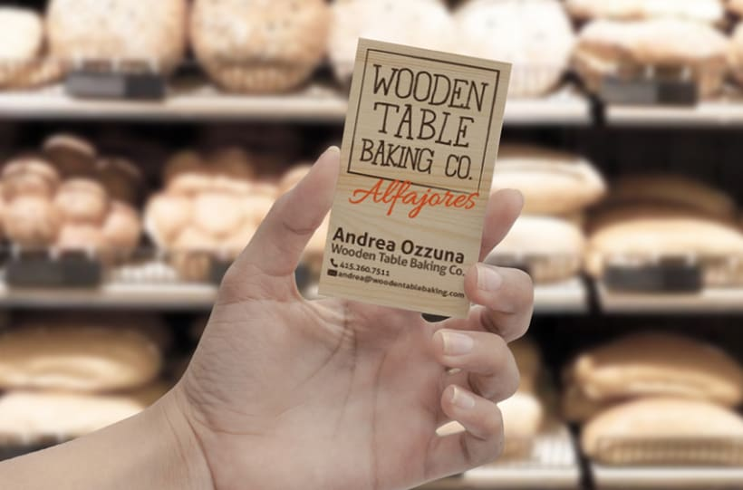 Wooden Table Baking Co. 5