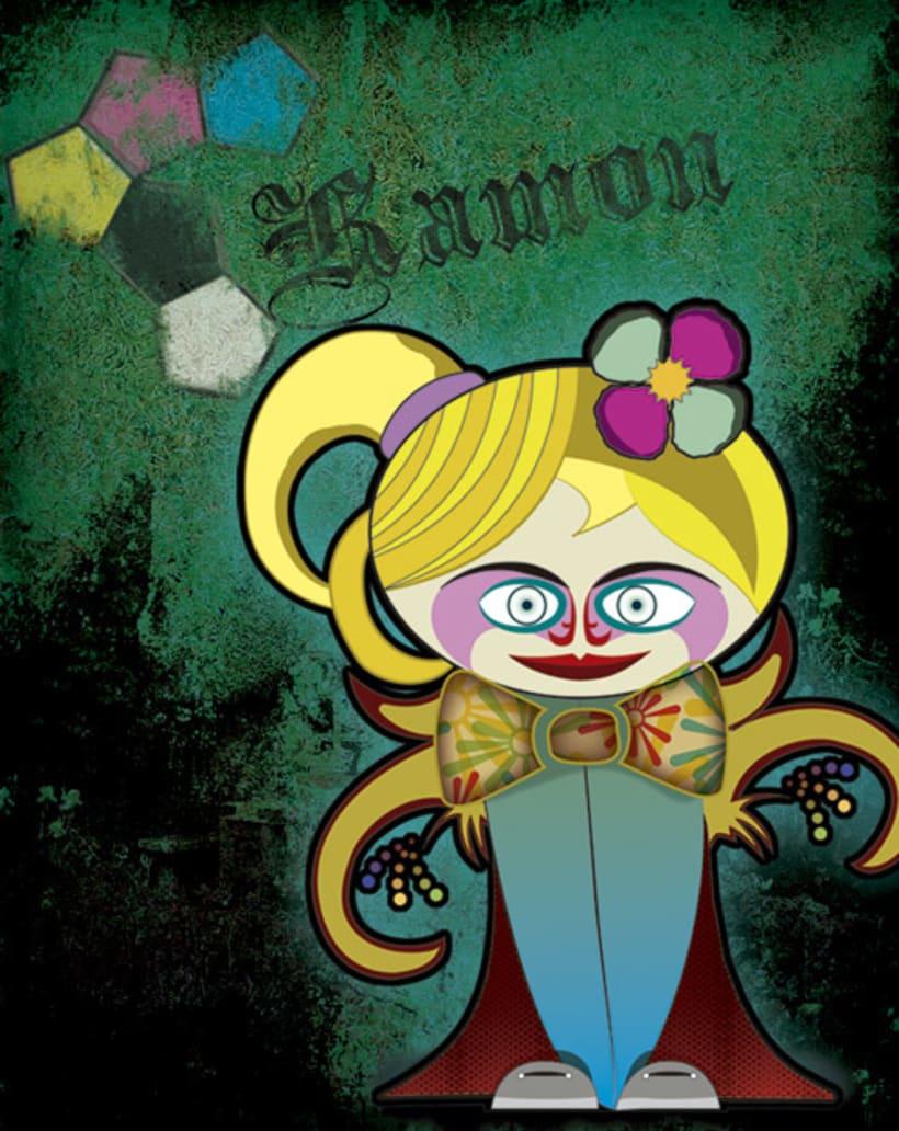 Ilustraciones Kamon 1