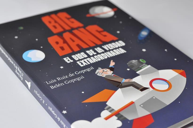 Big Bang: El blog de la verdad extraordinaria 1