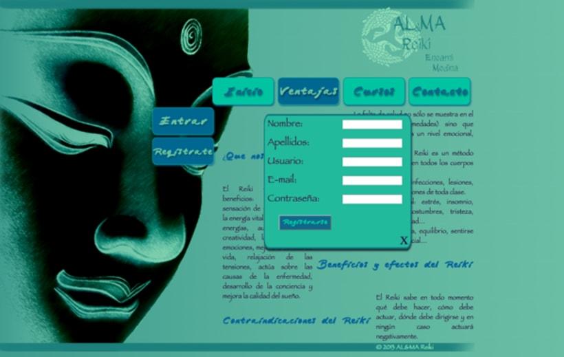 Web Reiki Al&Ma 0