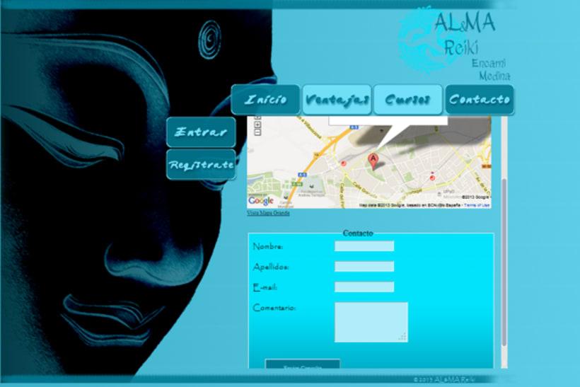 Web Reiki Al&Ma 2