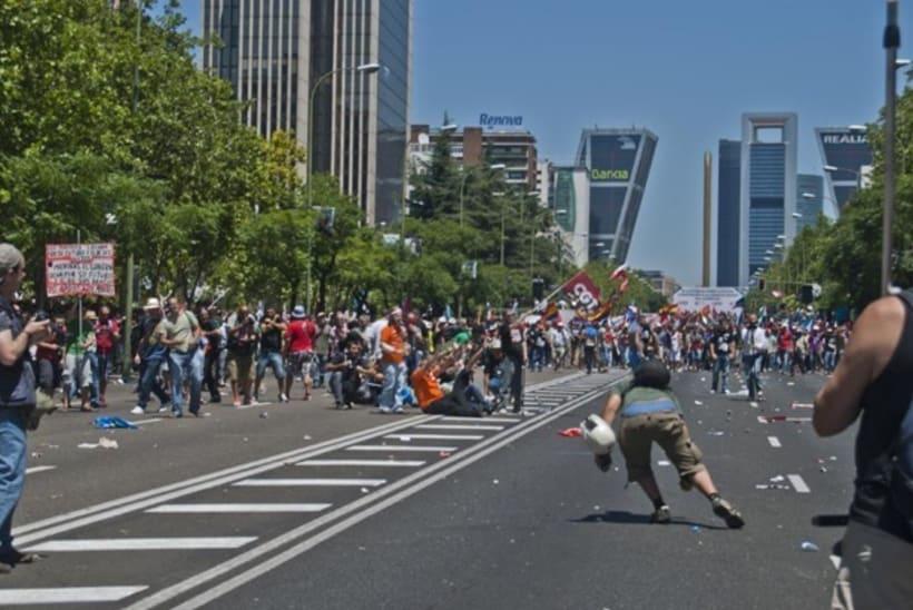 "Reportajes ""Marcha Minera"" y ""La Crisis 2012"" 1"