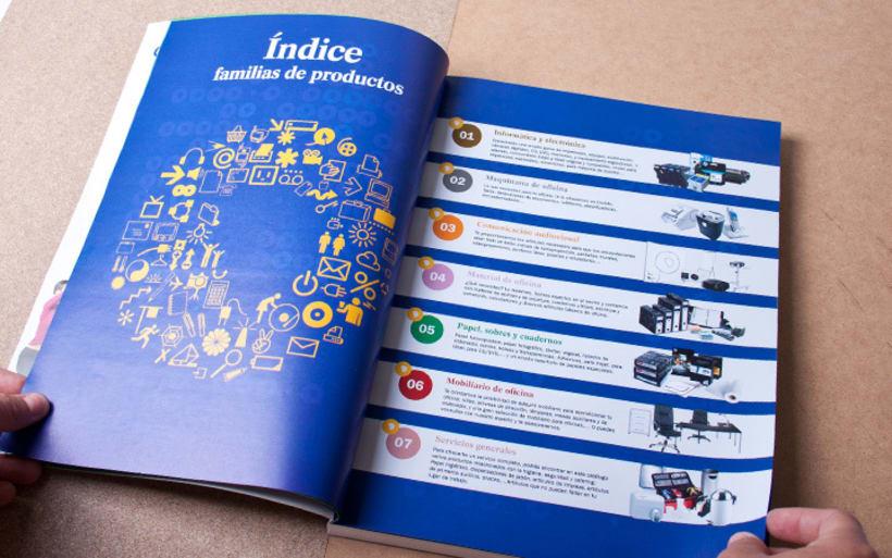 Catálogo General DisOfic 2012. Diseño Editorial. 1