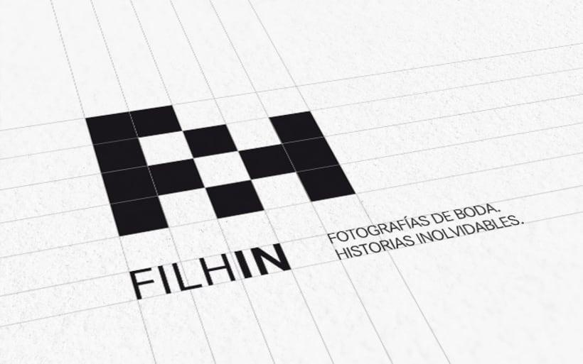 FILHIN Fotografías Inolvidables. Sistema de Identidad.  5