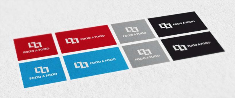 FOLIO A FOLIO. Sistema de Identidad. 4