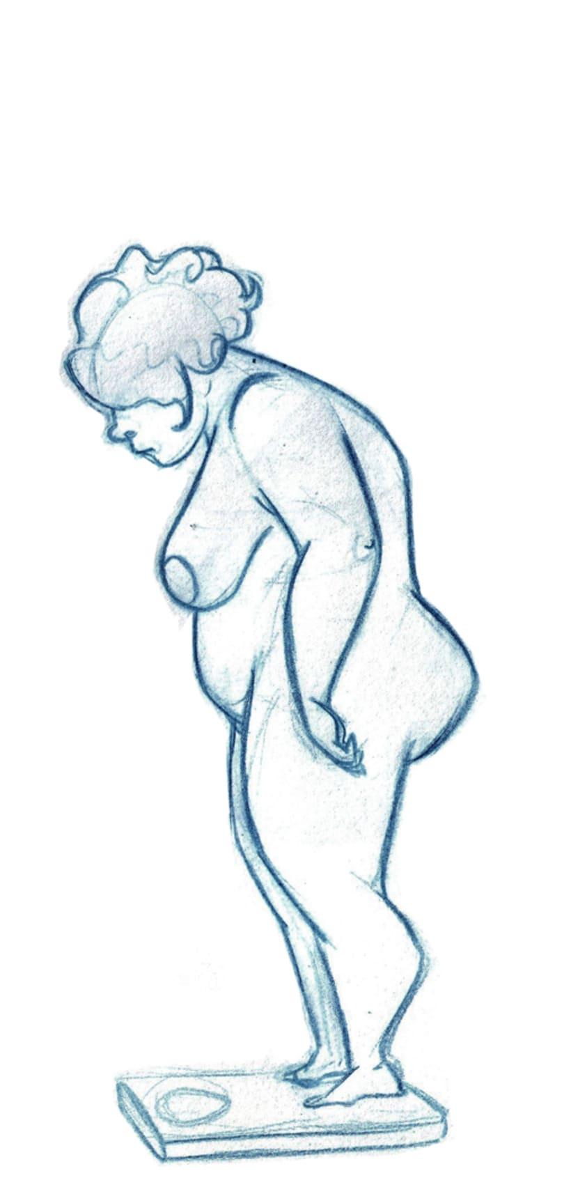 Estudio en cuerpos perfectos. 5