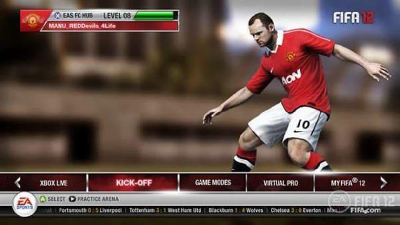 EA Sports FIFA 12 -1