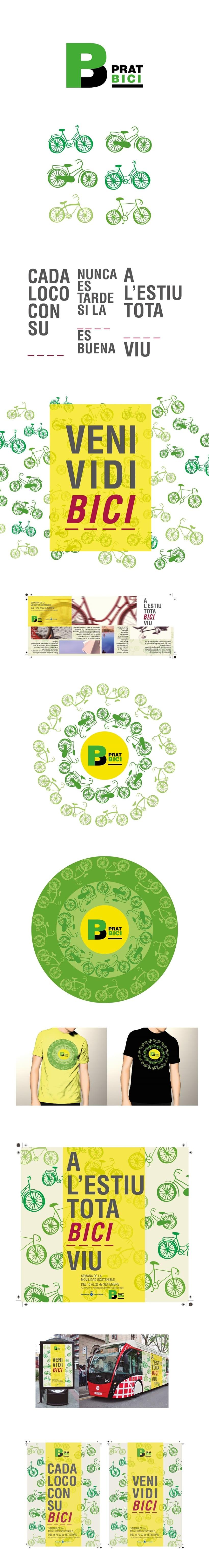 Campaña movilidad sostenible  PRATBICI_ 0