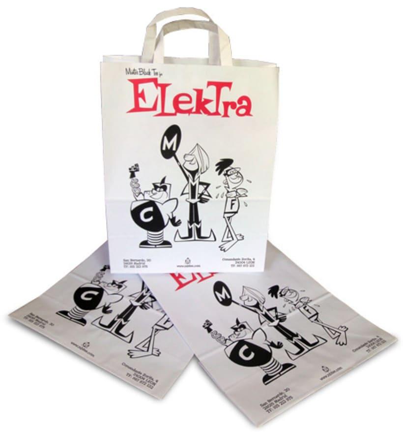 Elektra Comic 1