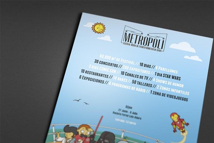 Metropoli Festival Media de Entretenimiento y Cultura 4