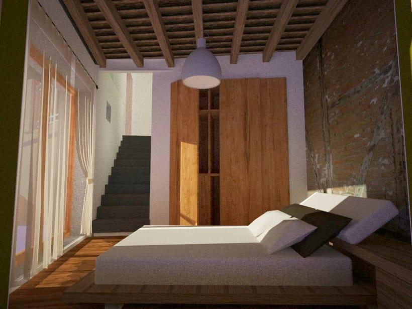Rehabilitación de Edificio Residencial en Béjar 3