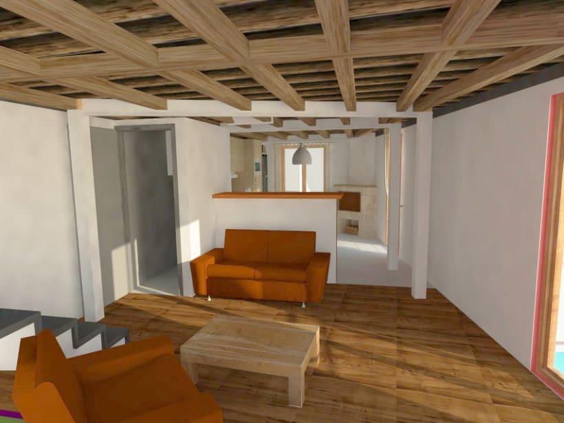 Rehabilitación de Edificio Residencial en Béjar 4