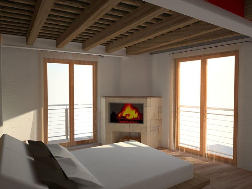 Rehabilitación de Edificio Residencial en Béjar 7