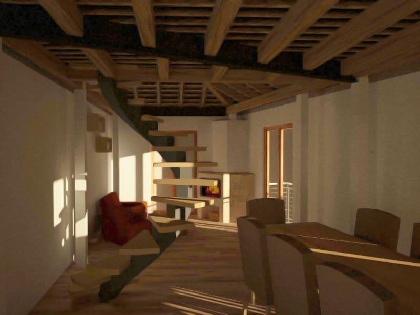 Rehabilitación de Edificio Residencial en Béjar 8