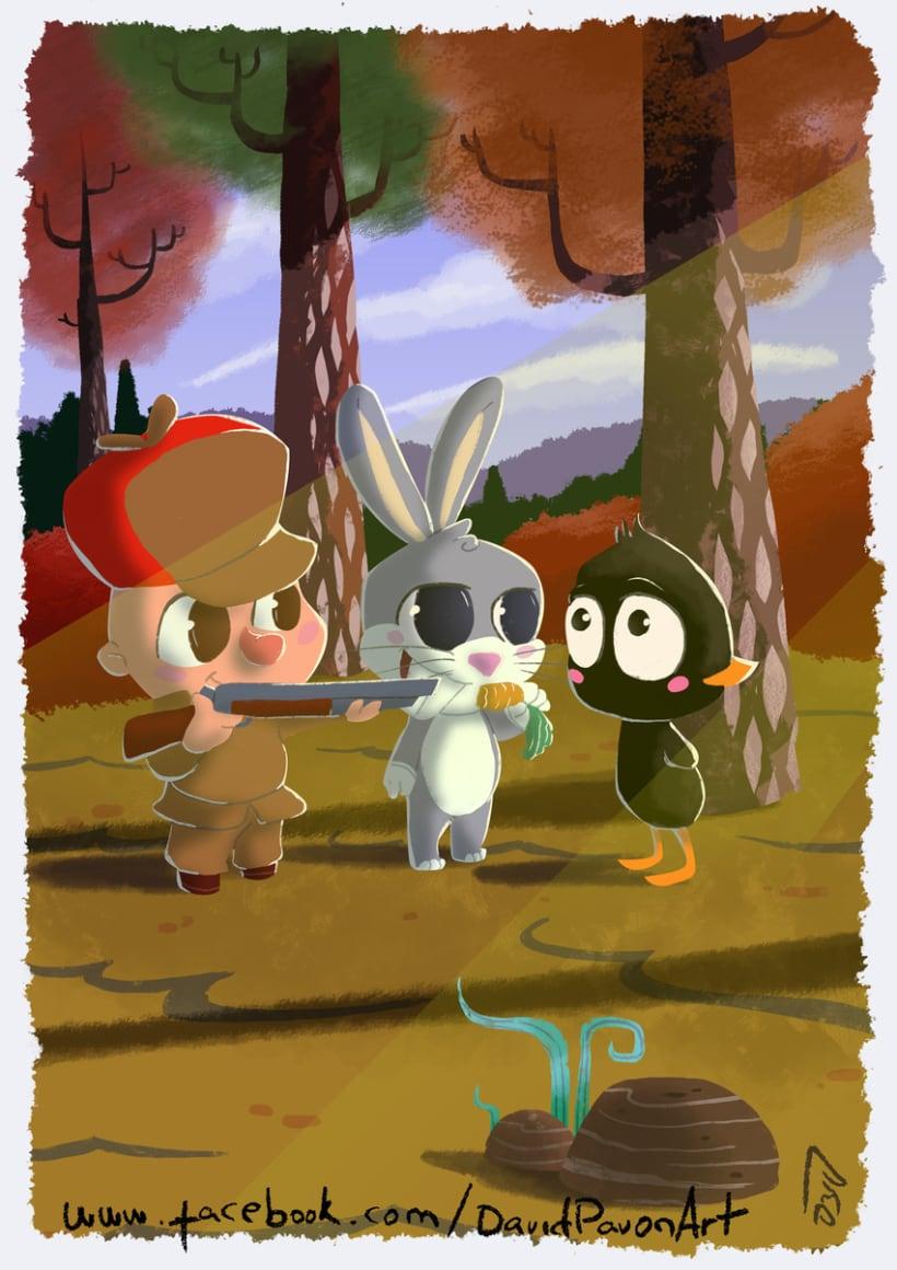 Looney Tunes -1