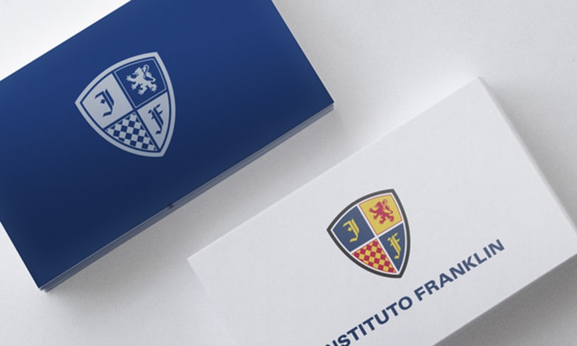 Instituto Franklin - Rebranding 8