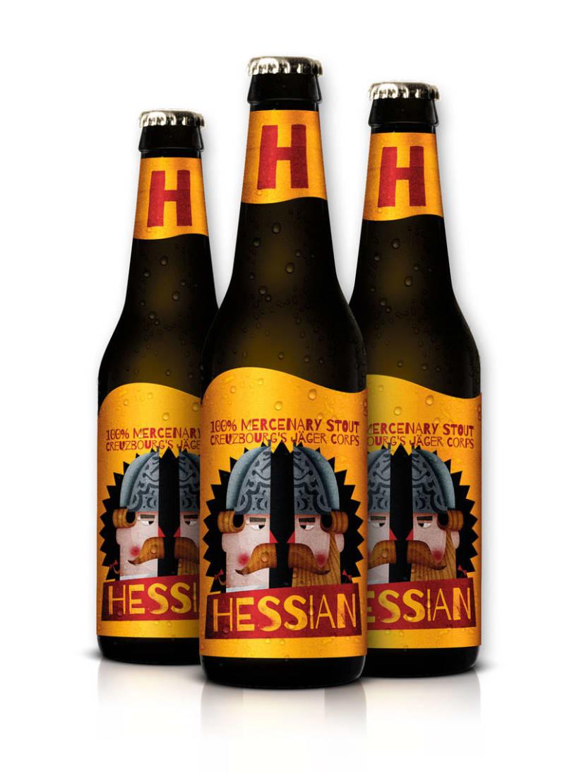 Hessian beer 1